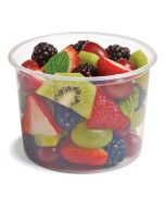 16 oz Clear Plastic Deli Container
