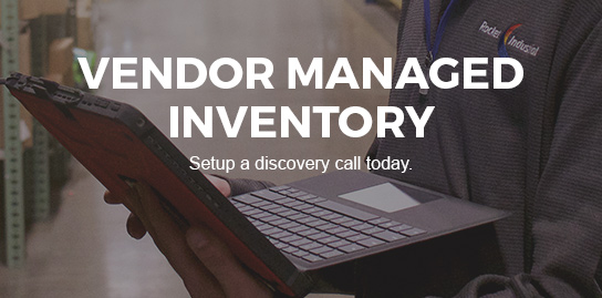 Vendor Managed Inventory - Learn More